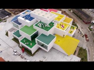 LEGO House - С Высоты Птичьего Полета