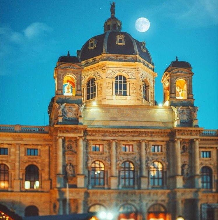 🇦🇹Новый Год в Австрии: ПРЯМЫЕ рейсы в Вену всего за 11400 рублей туда-обратно