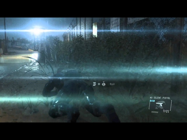 Metal Gear Solid 5 Ground Zeroes PC 60FPS all Extra High settings
