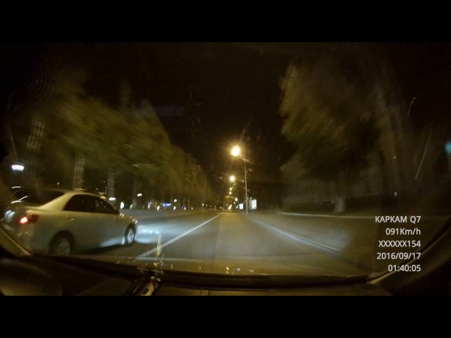 Accord 7 VS Camry и Accord 8