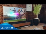 PS4 Pro и FIFA 18 поражают воображение!