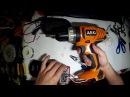 Переделать шуруповерт на Литий-ионный аккумулятор 18650