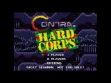 Contra Super Hard Corps Hack Footage