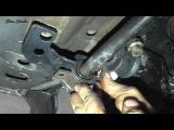 Замена сайленблоков и резинки стабилизатора передней подвески FIAT Albea