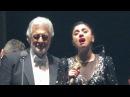 Plácido Domingo y Mon Laferte - El Día que me Quieras