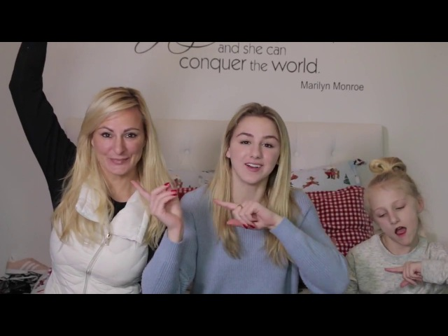 Who Knows Me Best Challenge with My Mom and Clara | Chloe Lukasiak