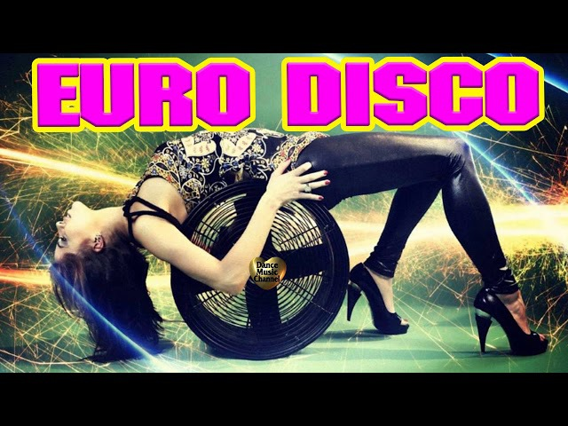 EURO DISCO HITS of the 80 90's - Retro MegaMix Golden Oldies Disco of 80s 90s- Best Dance Music
