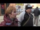 В Евпатории снова разгоняют «стихийщиков»