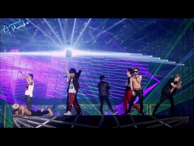 Super Junior SS5 Seoul - Rockstar