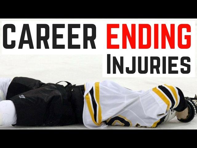 NHL TOP 5: Career Ending Injuries