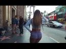 DESPACITO DANCE SEKSOWNA DZIEWCZYNA TAŃCZY NA ULICY