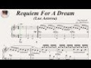 Requiem For A Dream (Lux Aeterna) - Clint Mansell, Piano