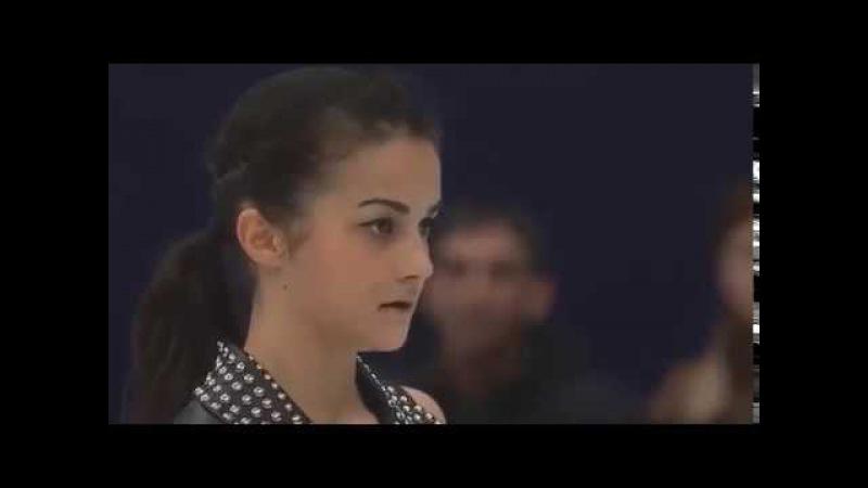 Ivett TOTH 欧州選手権2018 ユーロ 女子SP