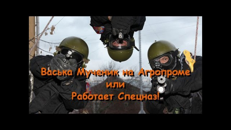 Wycc | Васька Мученик на Агропроме или Работает спецназ! | STALKER Call of Misery
