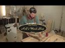 мастерская Robs Wood Shop - взгляд изнутри