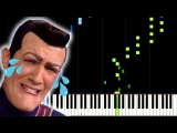 We Are Number One, but it's so beautiful, I'm 99.99 Sure You will CRY!
