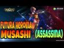 Heroes Evolved - Futura Heroína (Ainda disponível só para versão de PC)