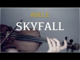 Adele - Skyfall for violin and piano (COVER)