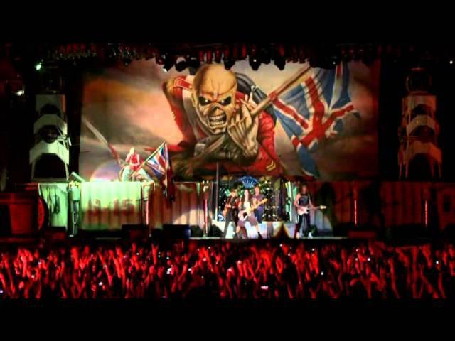 Iron Maiden - Estadio Nacional, Santiago, Chile, 41011 [En Vivo!]