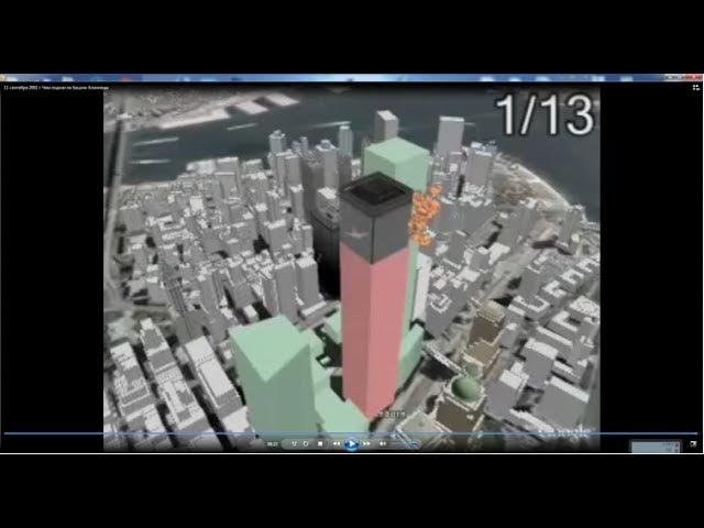 11 сентября 2001 г Чем подожгли башни близнецы