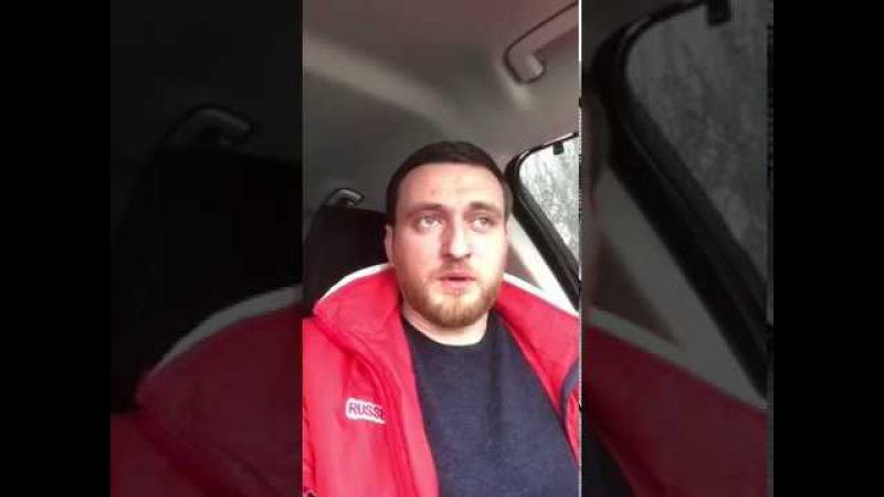 Павел Пятницкий-По Олимпиаде!