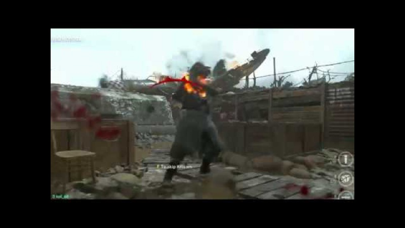 CoDWW2 Montage Part34 (on PC with GAMEPAD) Shotgun