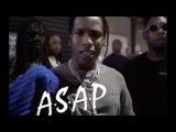 ASAP Rocky, ASAP Ferg, KEY! Chief Keef Freestyle In Harlem (AWGE DVD Vol.2) 2018 NEW