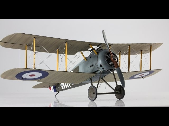 Wingnut Wings 132 Sopwith Snipe Build Log 1