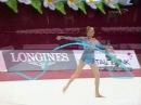 Vera Sessina RUS ECh Baku 2007 EF ribbon
