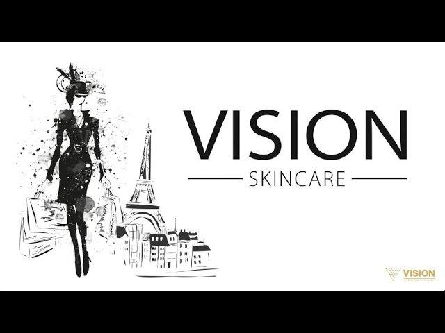 Доктор Элмантас Поцевичус рассказывает о SKINCARE - новой линии косметики от Vision
