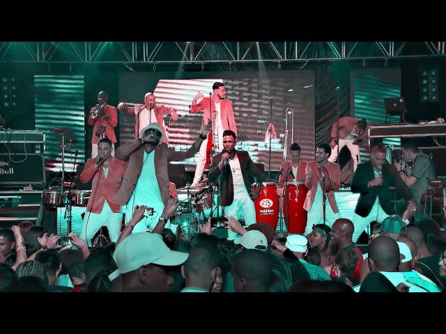 MAYKEL BLANCO Y SU SALSA MAYOR - La Calle en vivo @ Festival de la Salsa en Cuba 2016