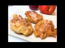 ОЛАДЬИ С ЯБЛОКАМИ Как готовят ВКУСНЯШКУ американские женщины Быстрый Завтрак Apple Fritters