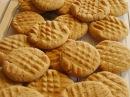 Арахисовое печенье/канадский-американский рецепт