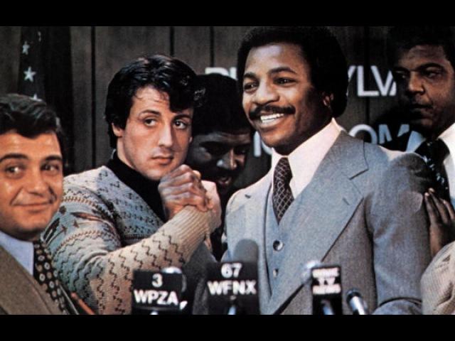 Видео к фильму «Рокки» (1976): Трейлер (русский язык)