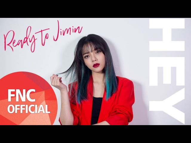 AOA 지민(JIMIN) - Hey MUSIC BEAUTY FILM