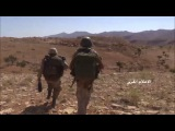 The media lens of the war kept abreast of the progress of the resistance fighters east of Jaroud Arsal