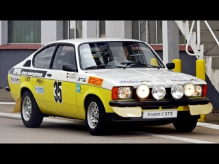 Opel Kadett GTE Group 1 Rallye Car C '1978