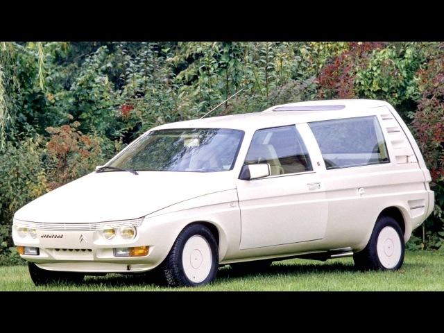 Sbarro Citroen Aventure '1986