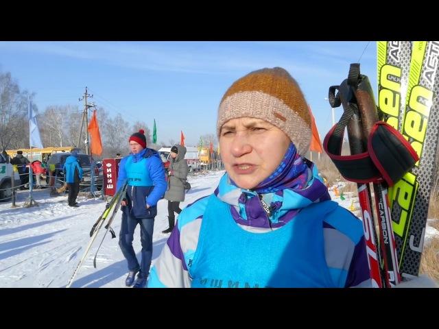 Ишембай районында үткән Рәсәй саңғы юлы 2018 тураһында беҙҙең репортаж