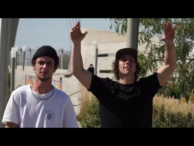 WETHEPEOPLE BMX: Mid Western Tour Feat. Jordan Godwin, Ed Zunda, Dillon Lloyd Dan Kruk