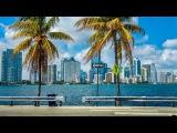 Downtown Miami GoPro HERO4 Silver. Даунтаун Майами. Флорида.