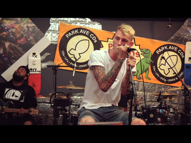 Machine Gun Kelly- I Miss You Live At Park Ave Cd's
