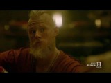 Vikings 5x05 Bjorn And Halfdan Gifted Women [Official Scene] [HD]