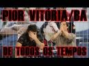 FALHA DE COBERTURA 121: Pior Vitória/BA