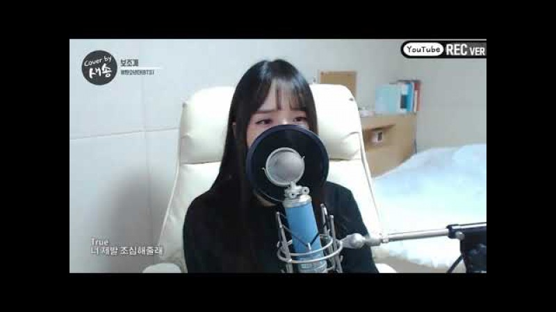 BTS(방탄소년단) - 보조개 (Dimple / Illegal) COVER by 새송