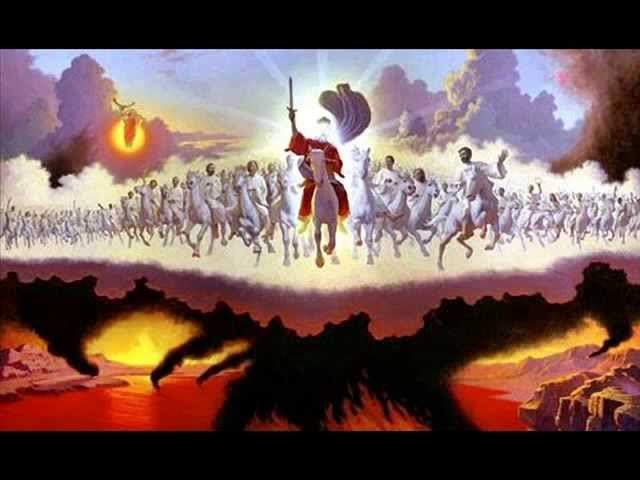 Adolf Hitler and Paramahansa Yogananda merge as Jesus Christ Again