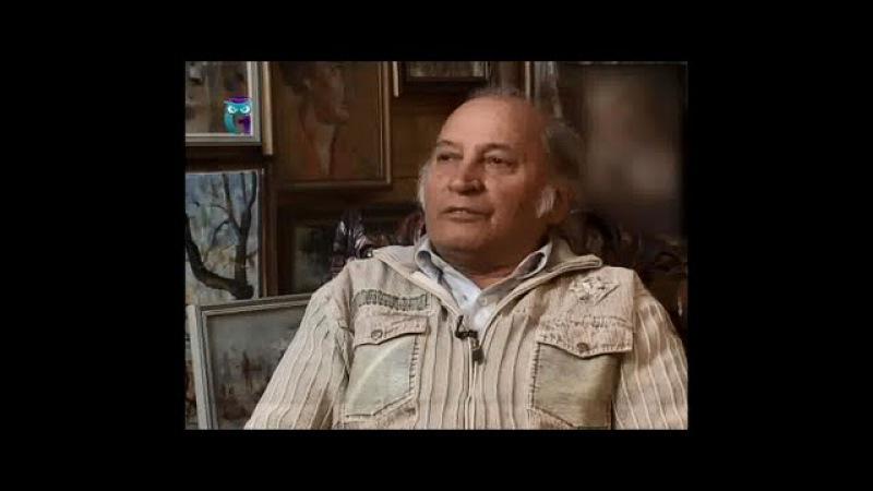 Борис Козмин, главный хранитель дома-музея Ганнибалов в Петровском