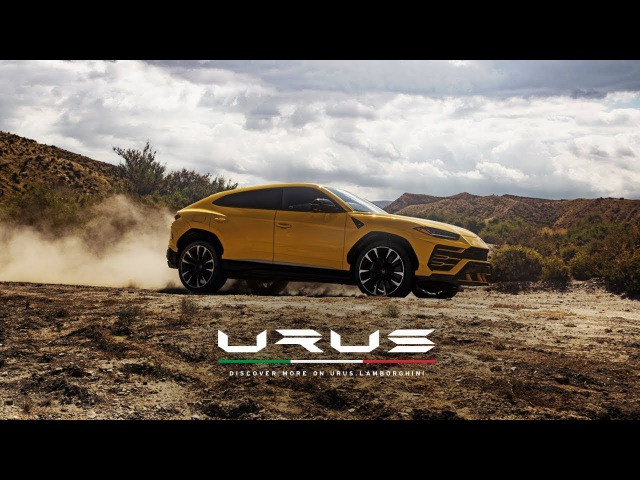 Urus The world's first Super Sport Utility Vehicle