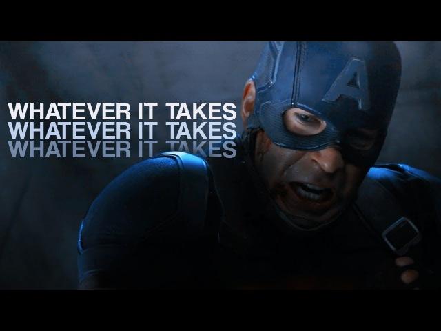Whatever it takes || steve rogers