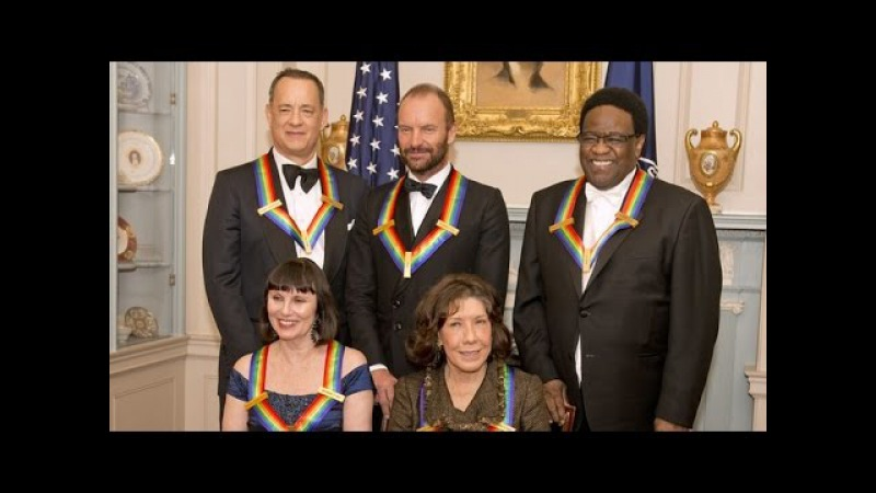 The 37th Kennedy Center Honors 2014 (FULL): Green/Hanks/McBride/Sting/Tomlin